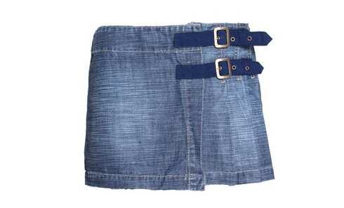 obrázok Džínsová sukňa WE105
