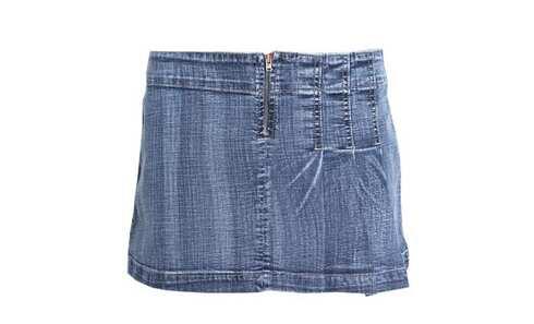 obrázek Džínová sukně WE106
