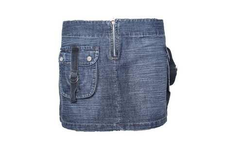 obrázok Džínsová sukňa WE107