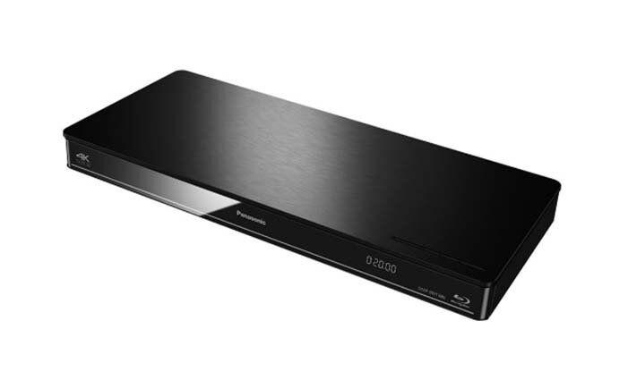 Blu-Ray přehrávač PANASONIC DMP-BDT380EG