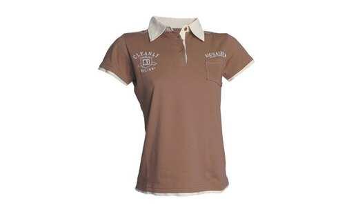 obrázok Dámske tričko - 8204/Coffee