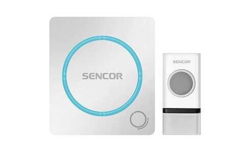 obrázek Bezdrátový domovní zvonek Sencor SWD 110