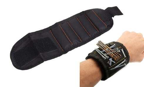 obrázek Magnetický náramek pro kutily