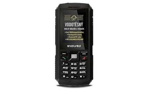 obrázek Mobilní telefon EVOLVEO StrongPhone X1