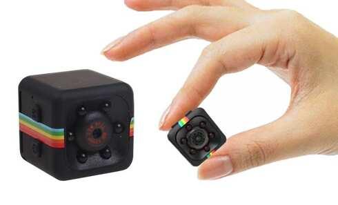 obrázok Mini DV kamera