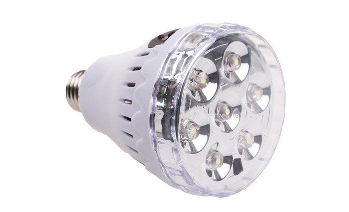 Chytrá LED žárovka E27