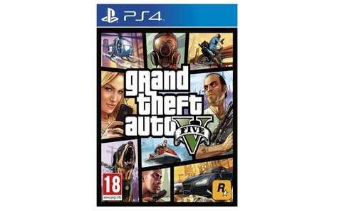 obrázek Hra ROCKSTAR GAMES GTA V (PS4)