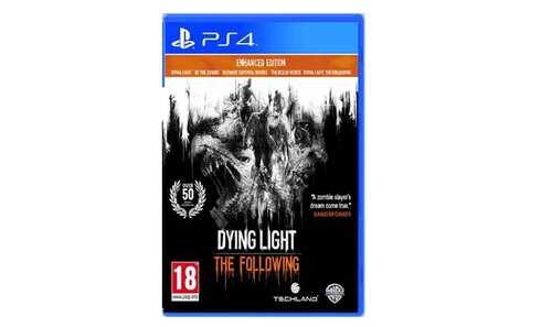obrázek Hra WARNER BROS Dying Light The Following Enh.Ed. PS4