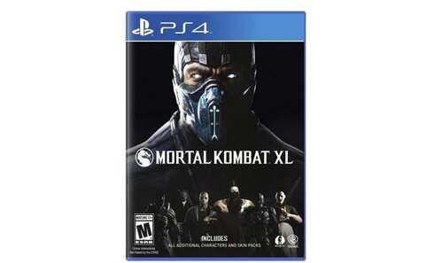 obrázek Hra WARNER BROS Mortal Kombat XL (PS4)