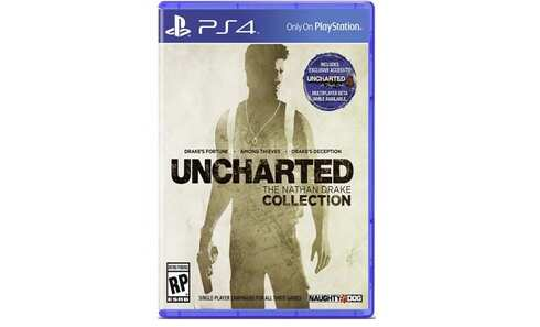 obrázek Hra SONY Uncharted The Nathan Drake Collection (PS4)