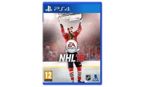 obrázek Hra Electronic Arts NHL 16 (PS4)