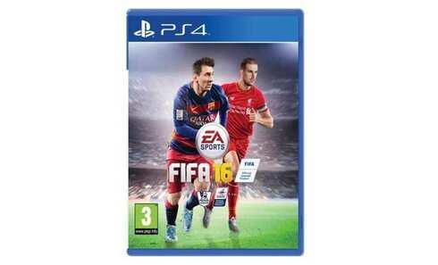 obrázek Hra Electronic Arts FIFA 16 (PS4)