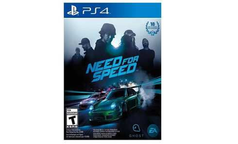 obrázok Hra Electronic Arts Need For Speed (PS4)