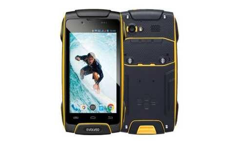 Mobilní telefon Evolveo StrongPhone Q8 LTE