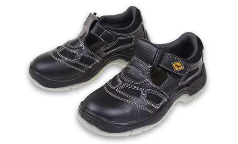 obrázek Pracovní boty NORMAL BERN BLACK vel. 37