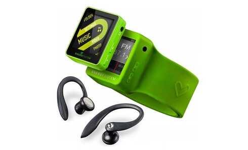 obrázek MP4 přehrávač ENERGY SISTEM 2508 Sport 8GB Lime Green