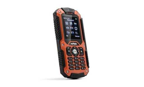obrázok Mobilný telefón myPhone HAMMER, oranžová