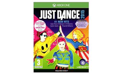 obrázok Hra UBISOFT Just Dance 2015 (XONE)