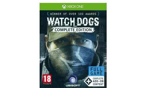 obrázek Hra UBISOFT Watch_Dogs Complete edition (XONE)