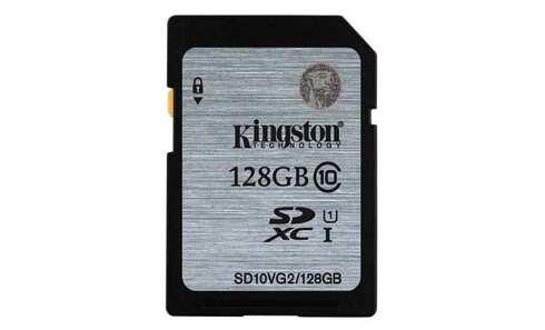 obrázok Pamäťová karta KINGSTON SDXC 128GB UHS-I (SD10VG2 / 128GB)