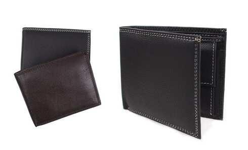 obrázek Pánská kožená peněženka