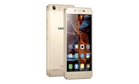 Mobilní telefon Lenovo K5 DualSIM LTE, zlatý