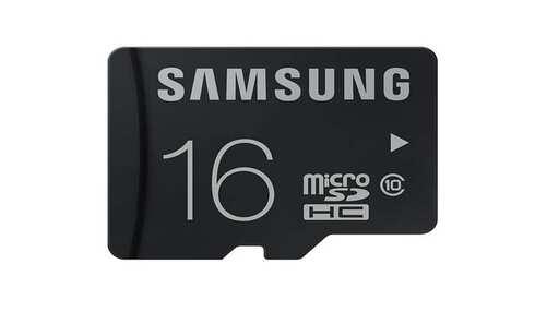 obrázek Paměťová karta SAMSUNG Micro SDHC Basic 16GB Class6 (MB-MA16D/EU)