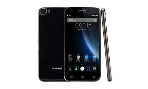 obrázek Mobilní telefon DOOGEE F3 DualSIM 16GB, černý