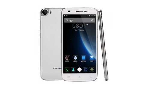 obrázok Mobilný telefón DOOGEE F3 DualSIM 16GB, bílý
