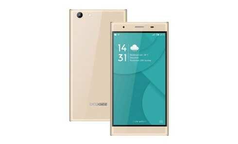 obrázok Mobilný telefón DOOGEE Y300 DualSIM 32GB, zlatý