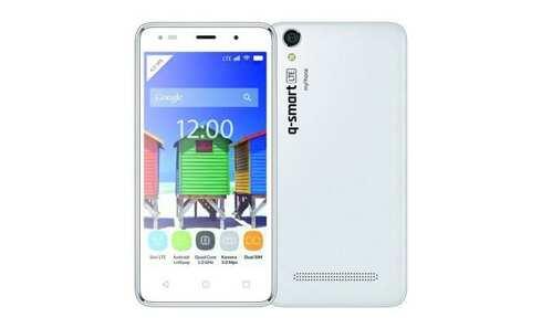 obrázek Mobilní telefon myPhone Q-SMART LTE DualSIM, bílý