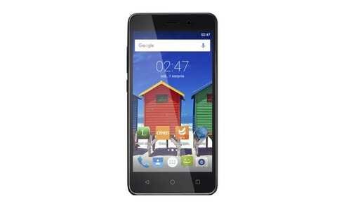 obrázek Mobilní telefon myPhone Q-SMART LTE DualSIM, šedý