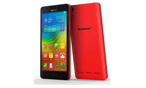 obrázek Mobilní telefon Lenovo A6000 Dual SIM