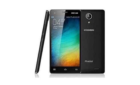 obrázek Mobilní telefon Hyundai Cyrus HP503Qe (černý)