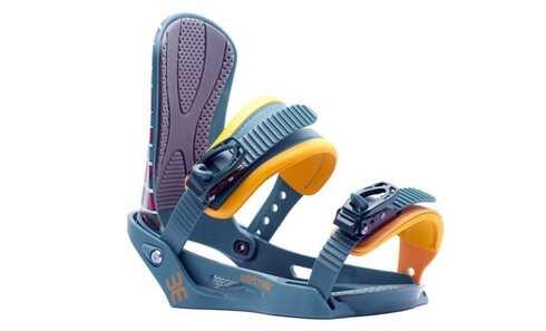 obrázek Snowboardové vázání Westige Lumber Jack XS