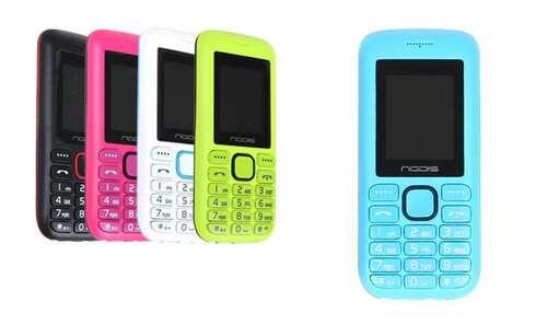 obrázek Mobilní telefon tlačítkový NODIS ZETA ND-30