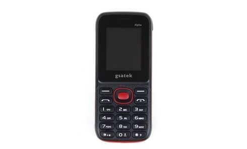 obrázek Mobilní tlačítkový telefon gsatek Alpha
