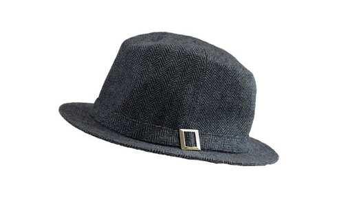 obrázek Pánský klobouk světle šedý