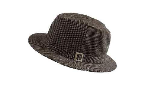 obrázek Pánský klobouk hnědý