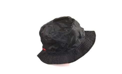 obrázok Klobúk látkový čierny
