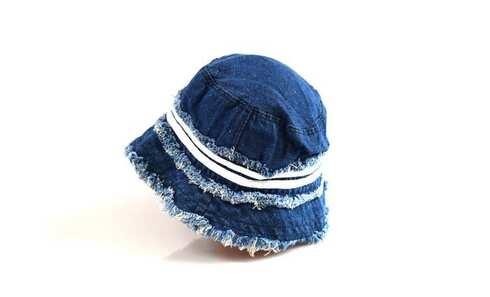 obrázok Klobúk džínsový modrý