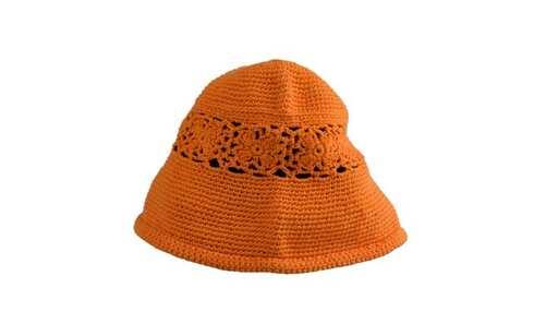 obrázek Dětský klobouk háčkovaný