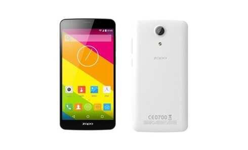 obrázek Mobilní telefon Zopo ZP370 Color S , bílý