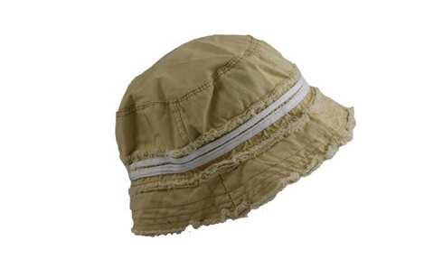 obrázek Dětský klobouk žlutý