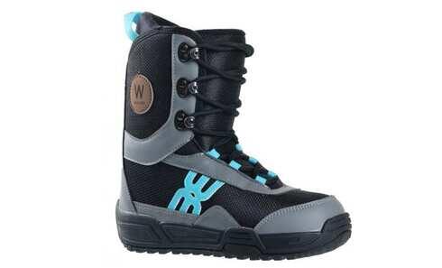 obrázok  Snowboardové topánky Westige Bufo black / gray / blue 30