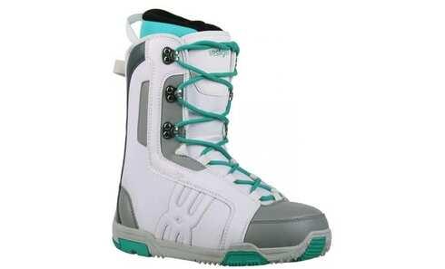 obrázok  Snowboardové topánky Westige Ema White 36