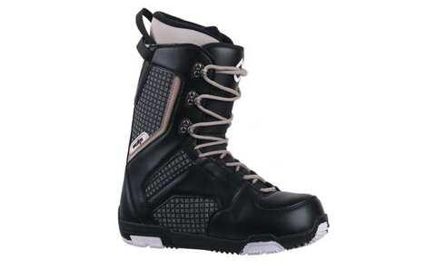 obrázok Snowboardové topánky Westige Max Black 36