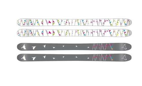 obrázek Lyže Westige Migration 180