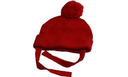 obrázek Čepice dětská zimní červená