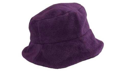 obrázek Klobouk zimní fialový